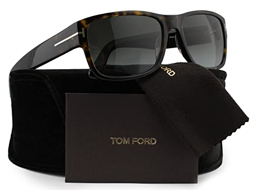Tom 52b Sunglasses Ft0445 Shiny Authentic Wbrown Men 58mm Gradient52bTf 445 Mason Ford Havana n8kOXwP0
